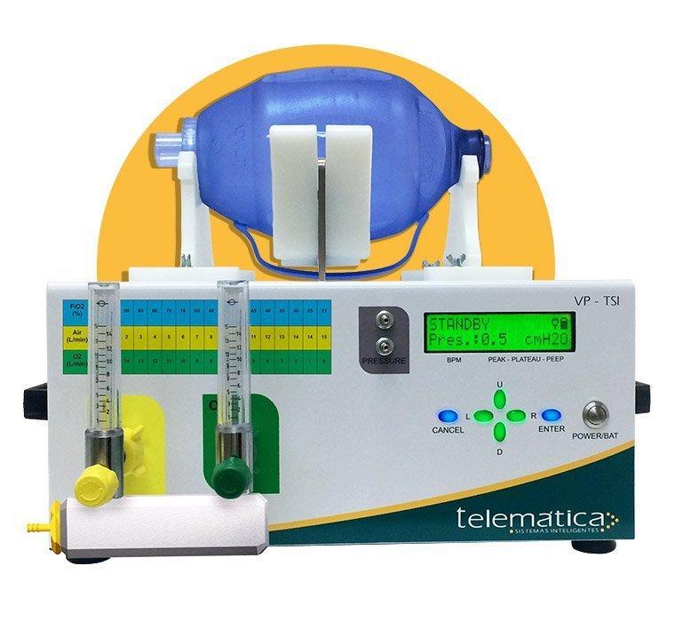 Suporte-Respiratorio Automatizado TSI